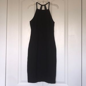Charolette Russe - Black Sheer Dress